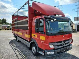 MERCEDES-BENZ Atego II 818L kravas automašīna ar tentu