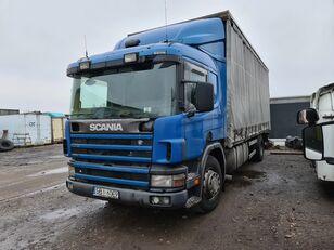 SCANIA 94D260 Exportamos a Paraguay kravas automašīna ar tentu