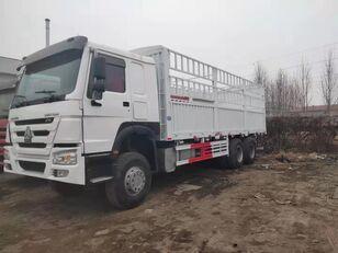 HOWO Cargo truck kravas automašīna furgons