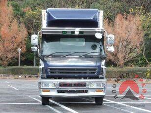 ISUZU Giga kravas automašīna furgons