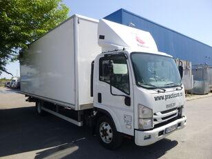 ISUZU NPR 75 kravas automašīna furgons