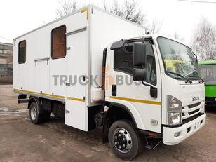 jauns ISUZU NPS75  kravas automašīna furgons