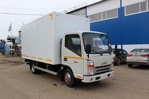 jauns JAC Промтоварный автофургон (европромка) на шасси JAC N56 kravas automašīna furgons