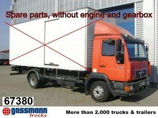 MAN L73 / 12.224   kravas automašīna furgons