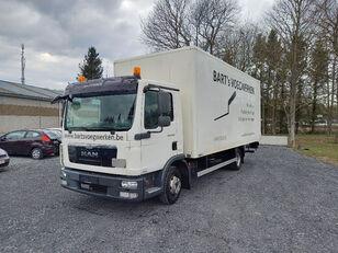 MAN TGL 8.180 taillift/hayon - euro 5 - very good tyres kravas automašīna furgons