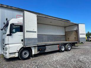 MAN TGX 26.440, 6x2 kravas automašīna furgons