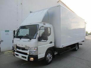 Mitsubishi Fuso Canter 7C18 kravas automašīna furgons pēc avārijas