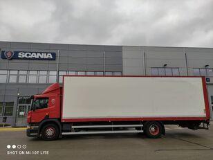 SCANIA P-270 4x2 250.tkm Original!!!  kravas automašīna furgons