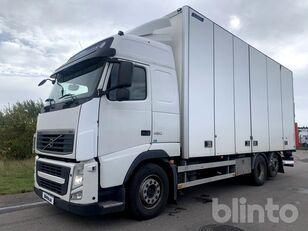 VOLVO FH 460 kravas automašīna furgons