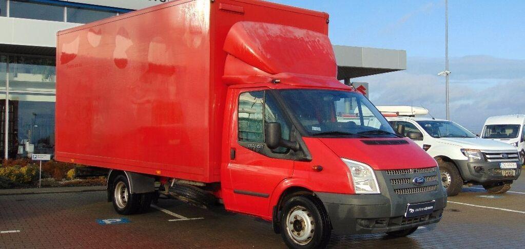 FORD Transit 350 kravas automašīna furgons