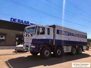 GINAF M 4446-S 8x8 assistentie voertuig kravas automašīna furgons