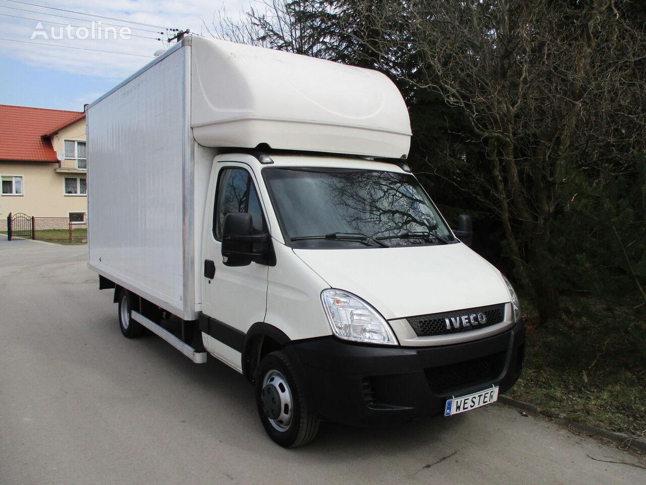 IVECO 35C15 Kontener 3.0Hpi - 150KM  kravas automašīna furgons