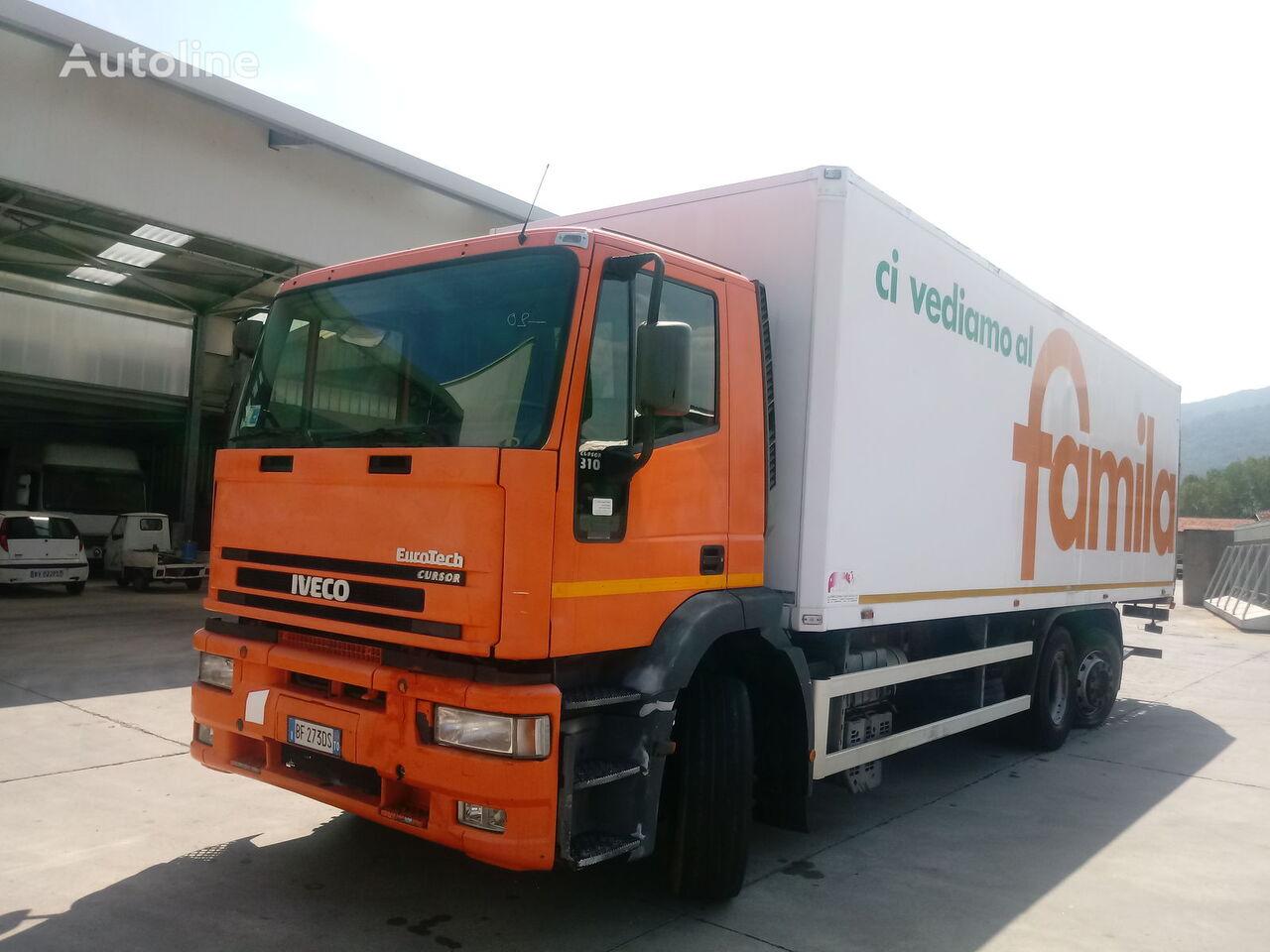 IVECO EUROTEK 260E31Y/PS kravas automašīna furgons