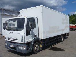 IVECO EuroCargo 120 E18 kravas automašīna furgons