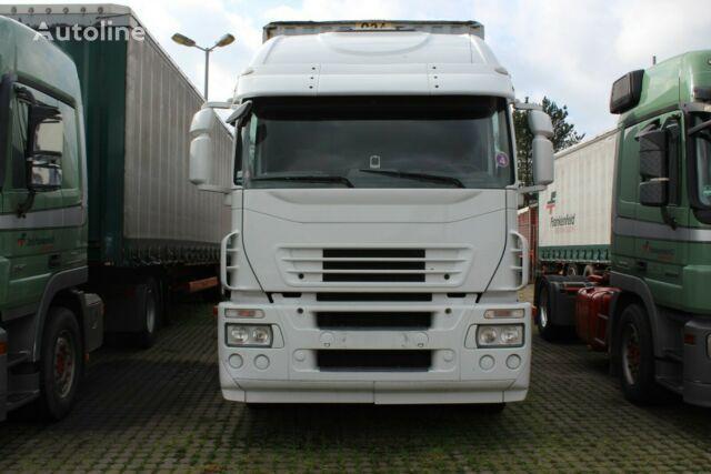 IVECO Stralis 350 4x2  Klima kravas automašīna furgons