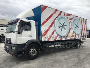 MAN 18.285 LLC kravas automašīna furgons