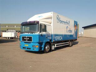 MAN 19-293 kravas automašīna furgons