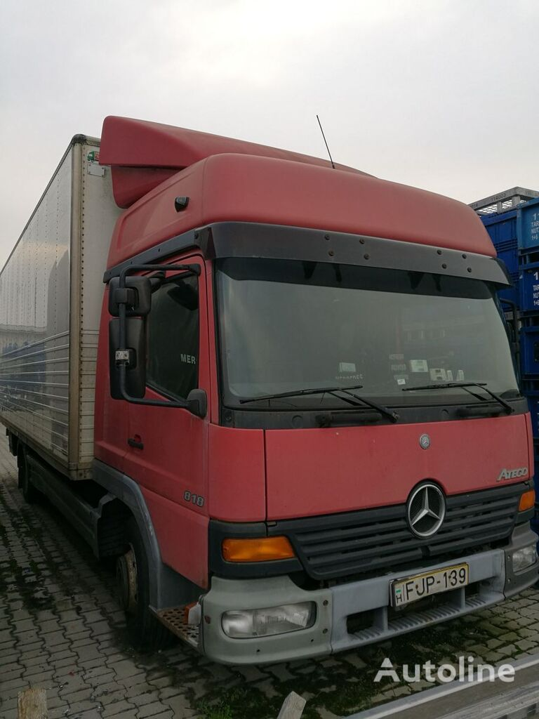 MERCEDES-BENZ ATEGO 818/48 kravas automašīna furgons