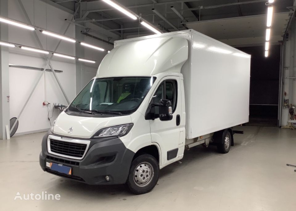 PEUGEOT Boxer  kravas automašīna furgons