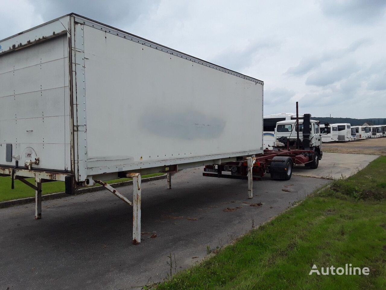 RENAULT -MIDLINER 140 turbo kravas automašīna furgons