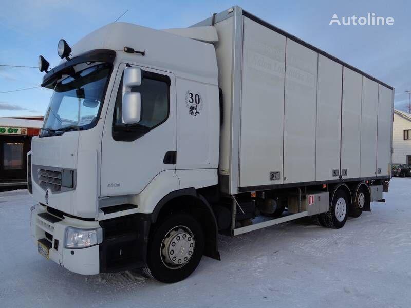 RENAULT Premium 450.26 kravas automašīna furgons