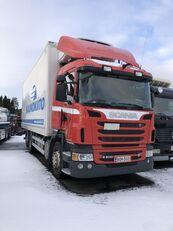 SCANIA R500 kravas automašīna furgons