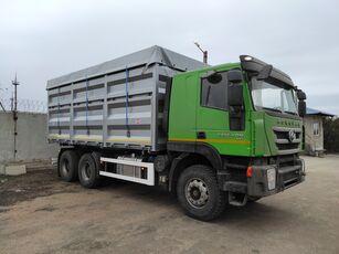 jauns HONGYAN GENLYON kravas automašīna graudu pārvadāšanai