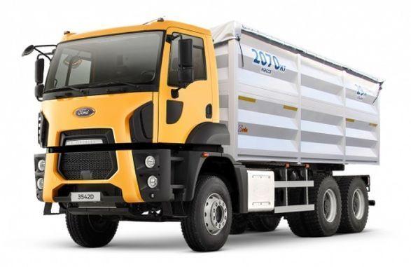 jauns FORD Trucks 3542D AGRO kravas automašīna graudu pārvadāšanai
