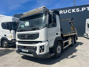 VOLVO FM 410 kravas automašīna konteinera vedējs