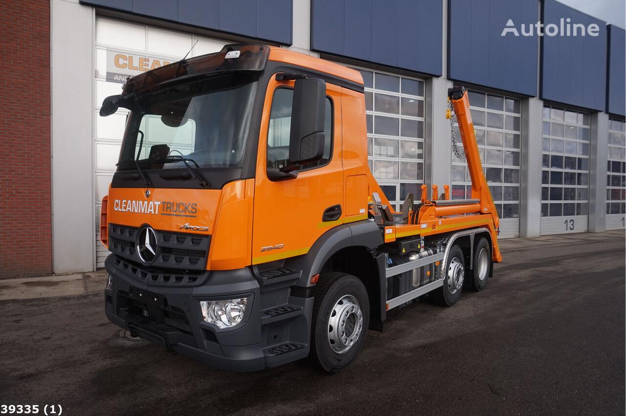 jauns MERCEDES-BENZ Arocs 2540 kravas automašīna konteinera vedējs