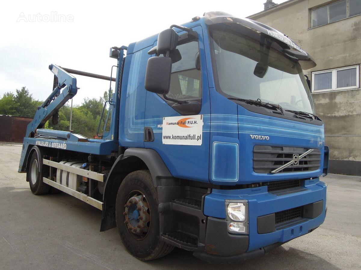 VOLVO FE280 LIFT DUMPER JOAb 2 CONTAINER SYSTEM kravas automašīna konteinera vedējs