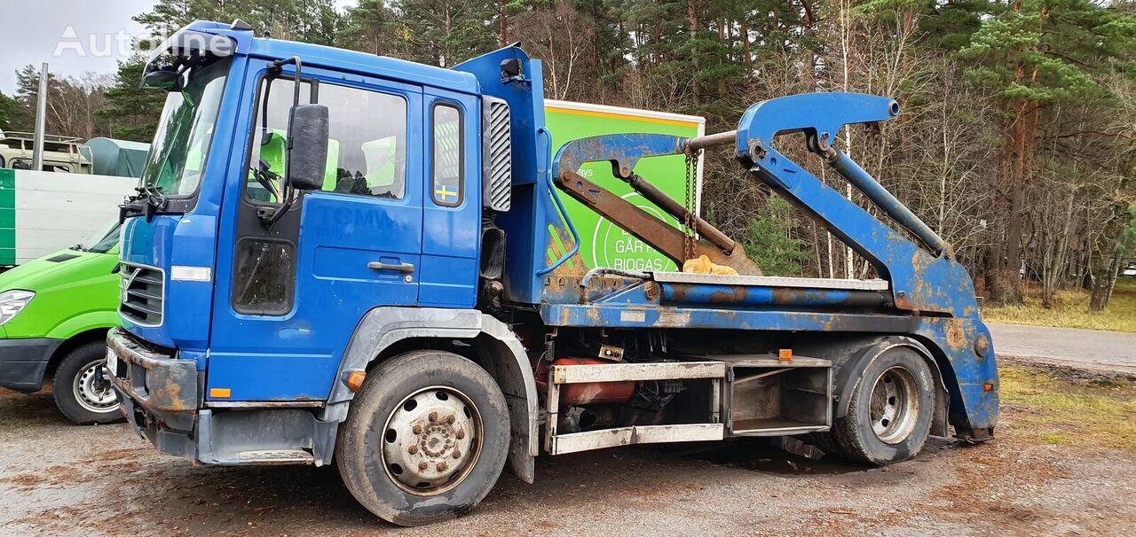 VOLVO FL6 kravas automašīna konteinera vedējs