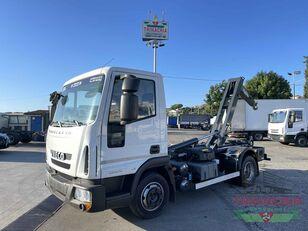 IVECO 100E18 kravas automašīna pacēlājs ar āķi