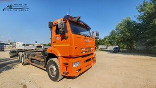 MULTILIFT Камаз 658667 kravas automašīna pacēlājs ar āķi