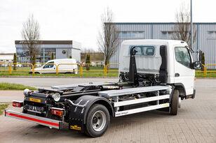 jauns Mitsubishi Fuso 9C18 AMT + KING HZ6R Hooklift kravas automašīna pacēlājs ar āķi