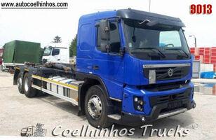 VOLVO FMX 420  6x2 kravas automašīna pacēlājs ar āķi