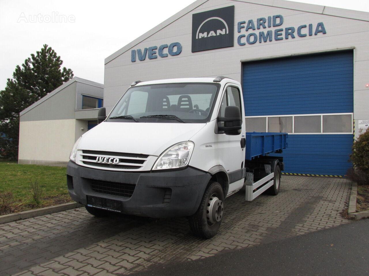 IVECO 65C15 K  kravas automašīna pacēlājs ar āķi