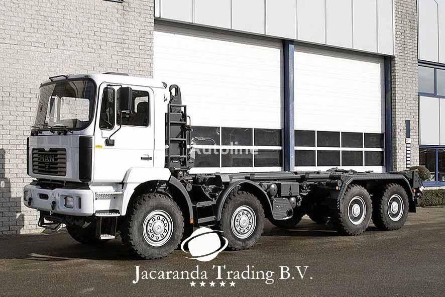 MAN 35 460 VF AK kravas automašīna pacēlājs ar āķi