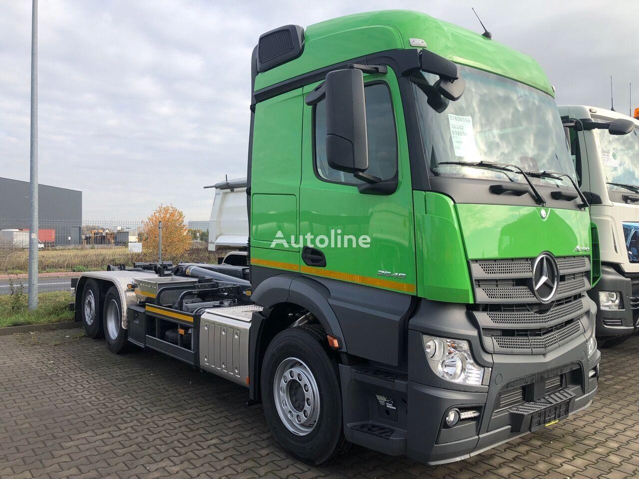 jauns MERCEDES-BENZ Actros 2545L 6X2 kravas automašīna pacēlājs ar āķi