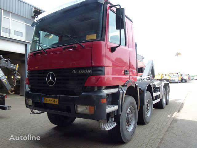 MERCEDES-BENZ Actros 4140 AK/8X6/4 - Telligent 3 pedals kravas automašīna pacēlājs ar āķi
