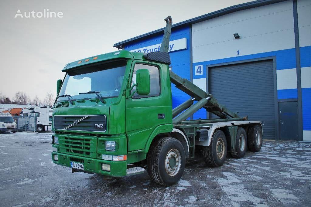 TERBERG FM 1850 kravas automašīna pacēlājs ar āķi
