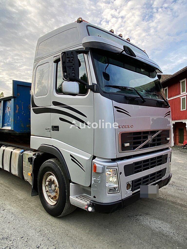 VOLVO FH12 520 6x4 *Retarder *Abrollkipper *Multilift kravas automašīna pacēlājs ar āķi