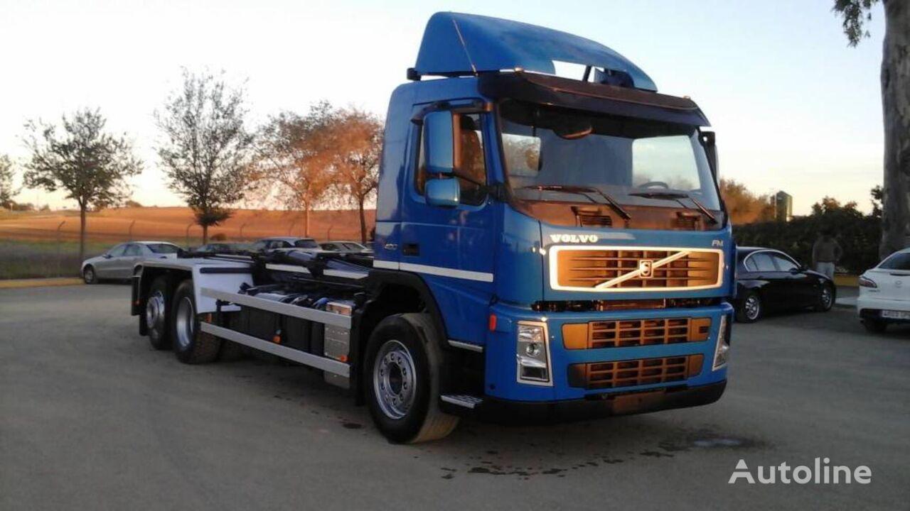 VOLVO FH13 400 kravas automašīna pacēlājs ar āķi