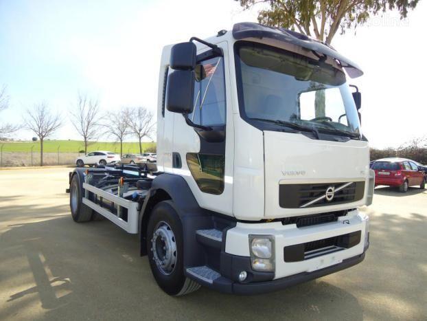 VOLVO FL6 280 kravas automašīna pacēlājs ar āķi