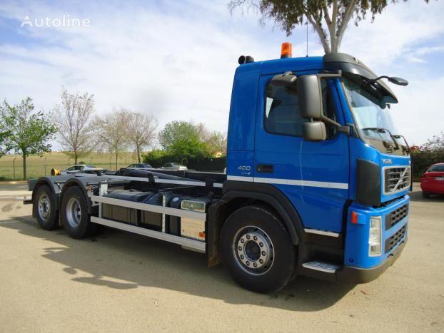 VOLVO FM 400 kravas automašīna pacēlājs ar āķi