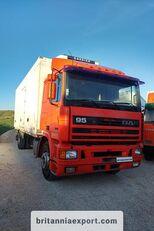 DAF 95 360 ATI left hand drive ZF manual pump 19 ton  kravas automašīna refrižerators