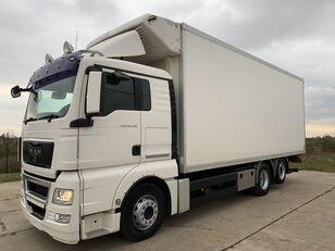 MAN TGX 26.480  kravas automašīna refrižerators