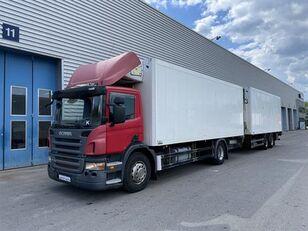 SCANIA P 340 DB4x2MNB kravas automašīna refrižerators