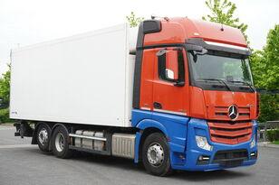 MERCEDES-BENZ Actros 2542 , E6 , Schmitz 18 EPAL , 2,5m height , partition wal kravas automašīna refrižerators