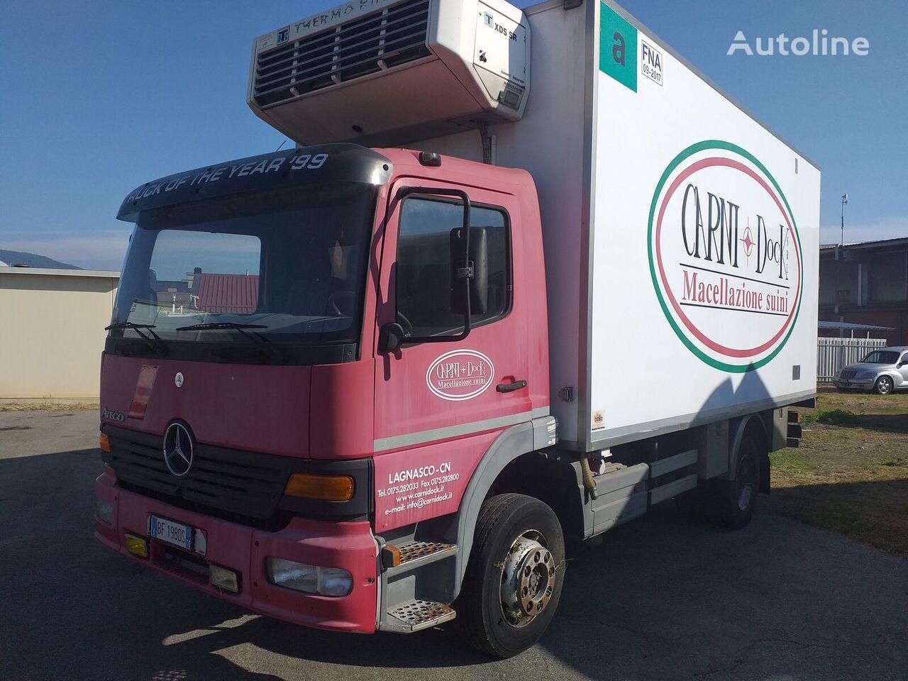 MERCEDES-BENZ atego 12.23 kravas automašīna refrižerators